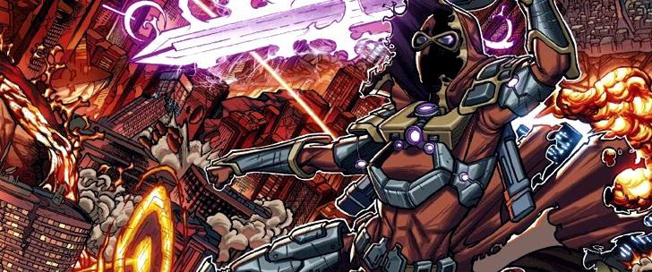Avant-Première VO: Review Infinity Wars #3