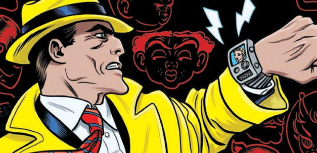 Preview: Dick Tracy: Dead Or Alive #1