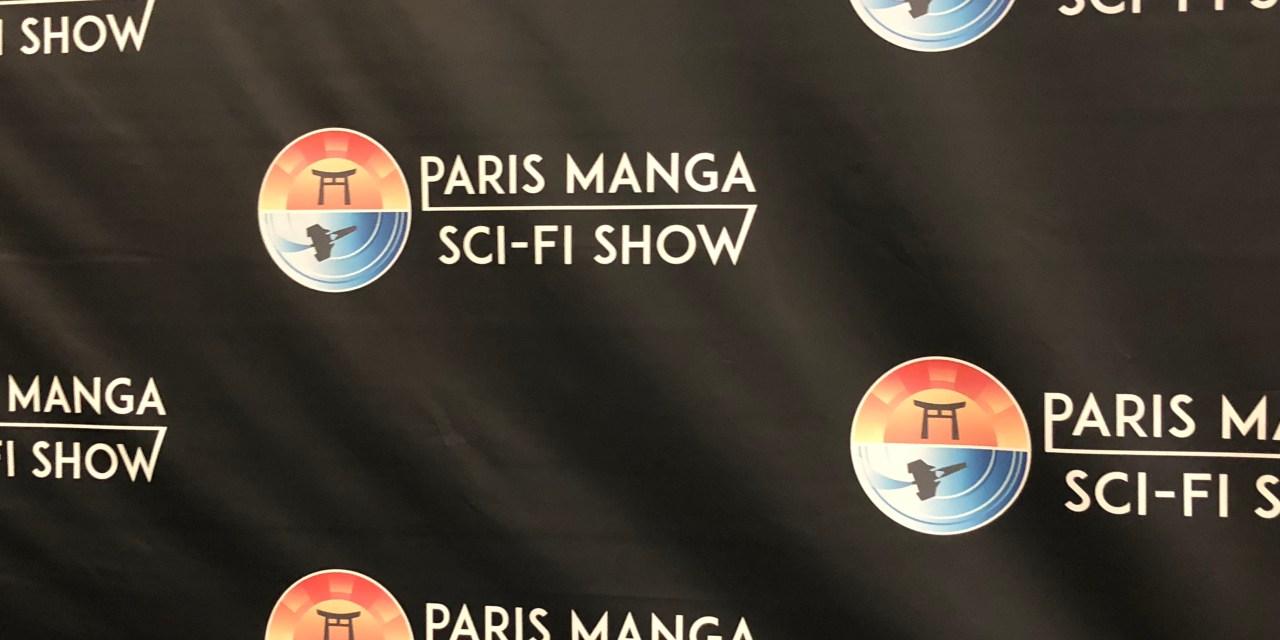 Paris Manga Sci-fi Show Édition printemps 2019