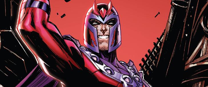Avant-Première VO: Review X-Men Black – Magneto #1