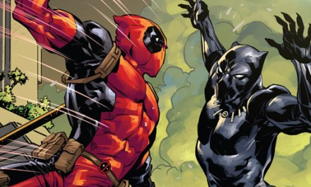Avant-Première VO: Review Black Panther vs. Deadpool #1