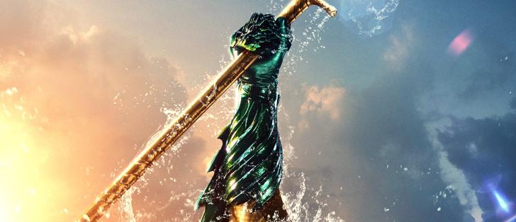 Aquaman : nouvelle bande-annonce de 5 mn