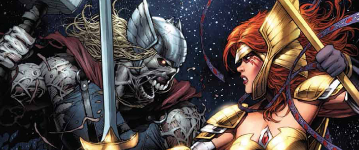 Preview: Asgardians of the Galaxy #3