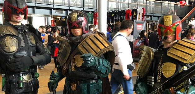 Paris Comic Con 2018 – Les Photos