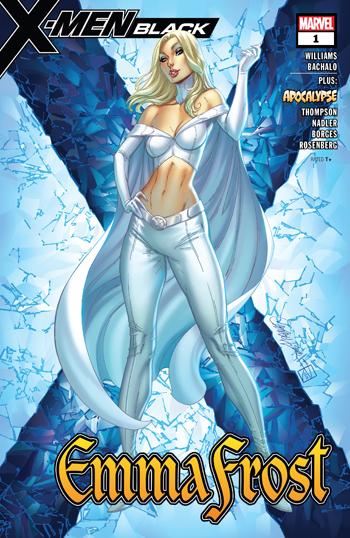 X-Men Black: Emma Frost #1