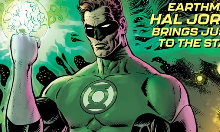 Avant-Première VO: Review The Green Lantern #1