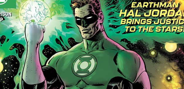 Avant-Première VO: Review The Green Lantern #1