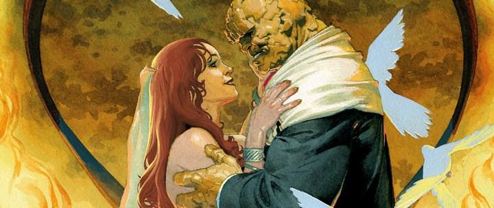 Avant-Première Comics VO: Review Fantastic Four #5