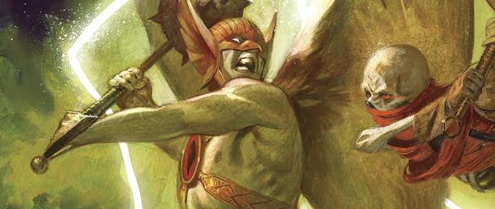 Avant-Première VO: Review Hawkman #7