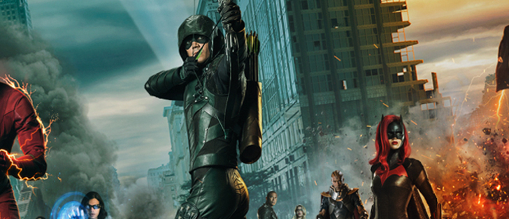 Arrow S05E09 : Elseworlds – Partie 2
