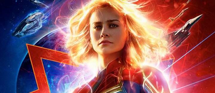 Captain Marvel : nouvelle bande-annonce