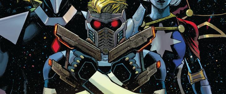 Avant-Première Comics VO: Review Guardians of the Galaxy #1