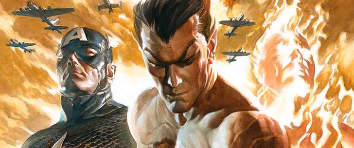 Avant-Première Comics VO: Review Invaders #1