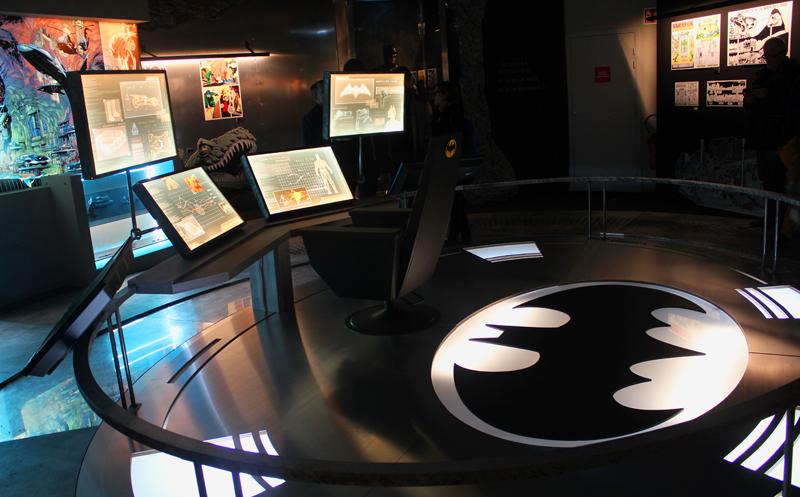 80 ans de Batman, l'exposition
