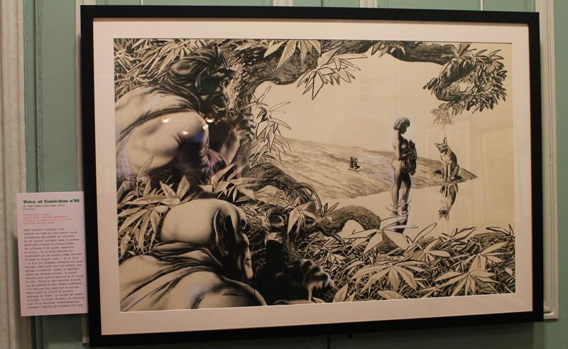 Exposition Richard Corben à Angoulême