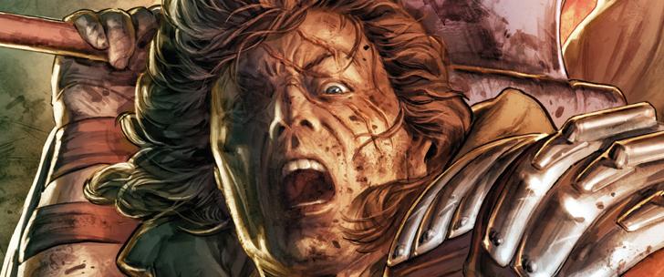 Avant-Première Comics VO: Review Incursion #1