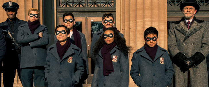 Umbrella Academy – Saison 1