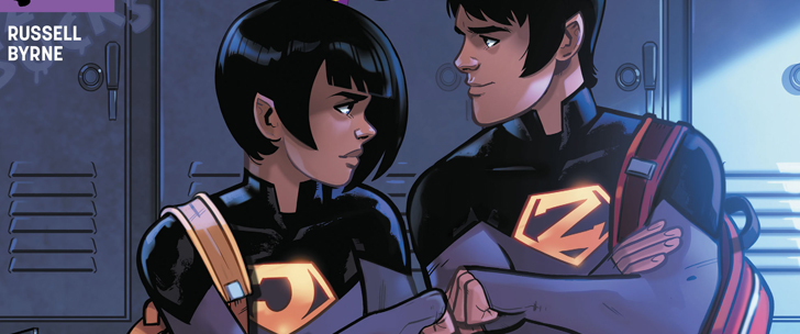 Avant-Première Comics VO: Review Wonder Twins #1