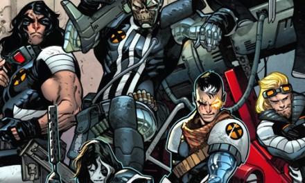 Avant-Première Comics VO: Review X-Force #2