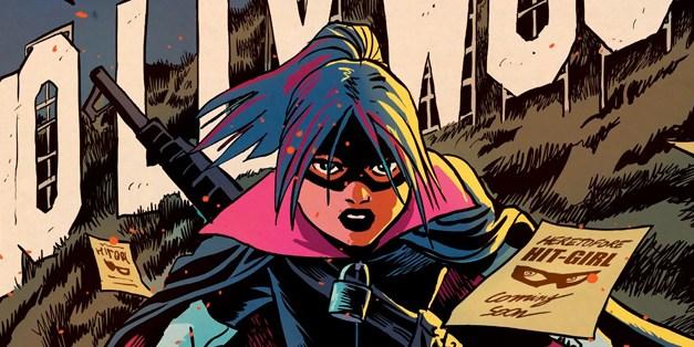 Avant-Première Comics VO: Review Hit-Girl Season 2 #1