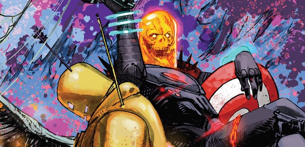 Avant-Première Comics VO: Review Cosmic Ghost Rider Destroys Marvel History #1