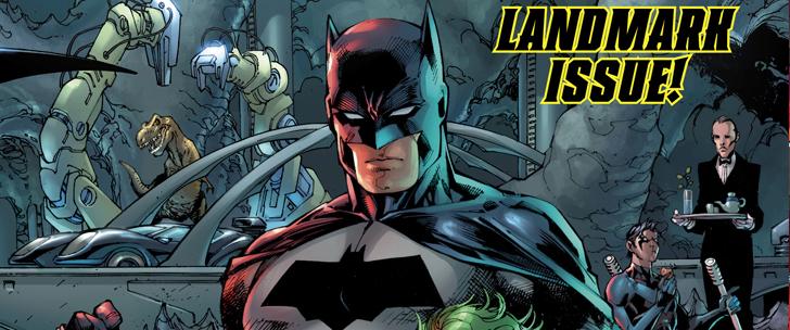 Avant-Première Comics VO: Review Detective Comics #1000