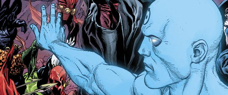 Avant-Première Comics VO: Review Doomsday Clock #9