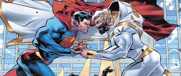 Avant-Première Comics VO: Review Justice League #20
