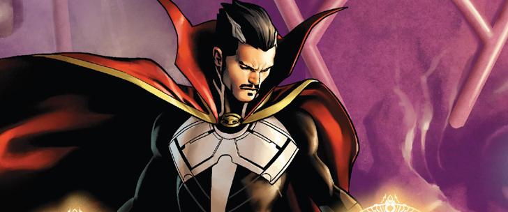 Avant-Première Comics VO: Review Doctor Strange #12