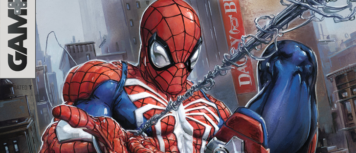 Avant-Première Comics VO: Review Marvel's Spider-Man: City at War #1