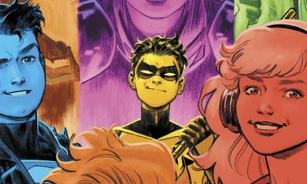 Avant-Première Comics VO: Review Young Justice #3