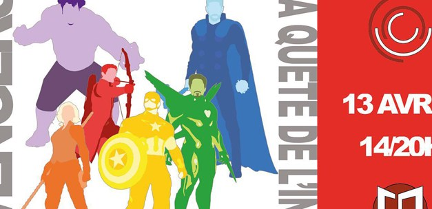 Journée spéciale Avengers !