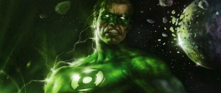Avant-Première Comics VO: Review Green Lantern #6