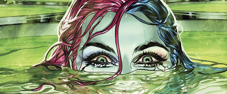 Avant-Première Comics VO: Review Heroes In Crisis #8