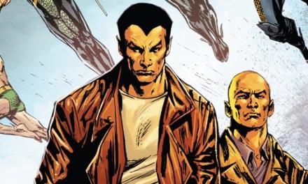 Avant-Première Comics VO: Review Invaders #4