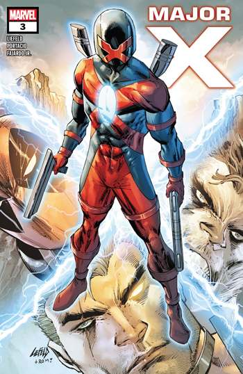 Major X #3