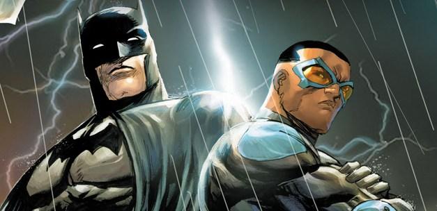 Avant-Première Comics VO: Review Batman And The Outsiders #1