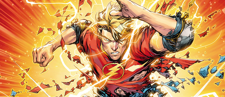 Avant-Première Comics VO: Review The Flash #71