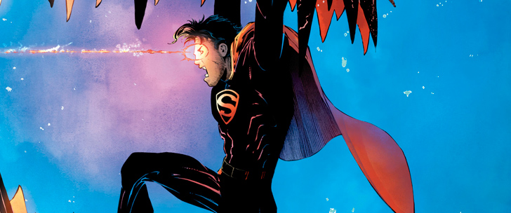 Avant-Première Comics VO: Review Superman – Year One #2