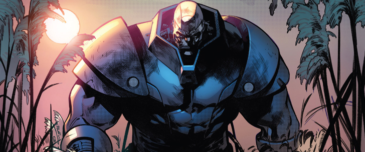 Avant-Première Comics VO: Review House of X #5