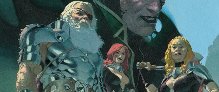 Avant-Première Comics VO: Review King Thor #1