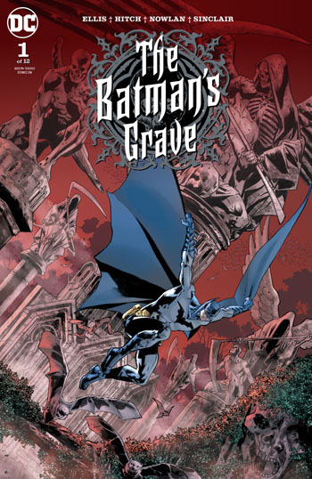 The Batman's Grave #1
