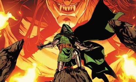 Avant-Première Comics VO: Doctor Doom #3