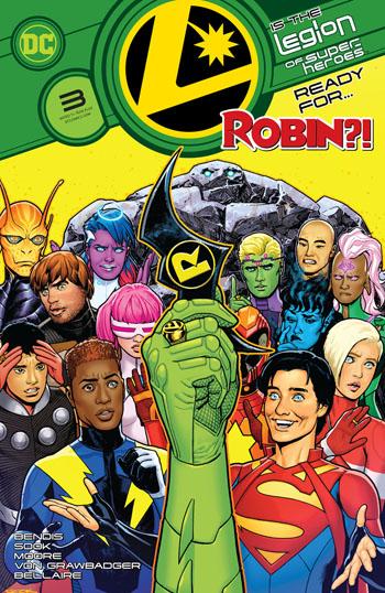 Legion of Super-Heroes #3