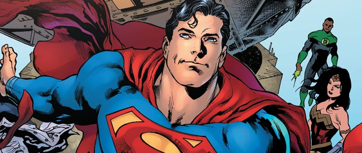 Avant-Première Comics VO: Superman #19