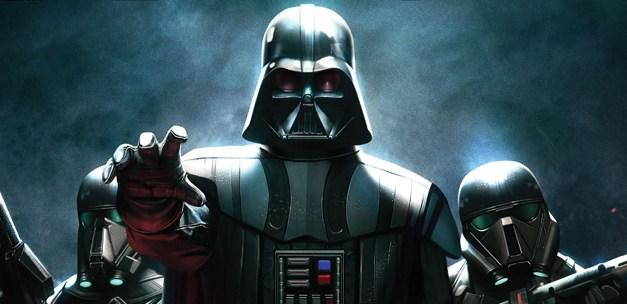 Avant-Première Comics VO: Star Wars: Darth Vader #1