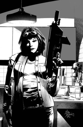 Interview Mike Deodato