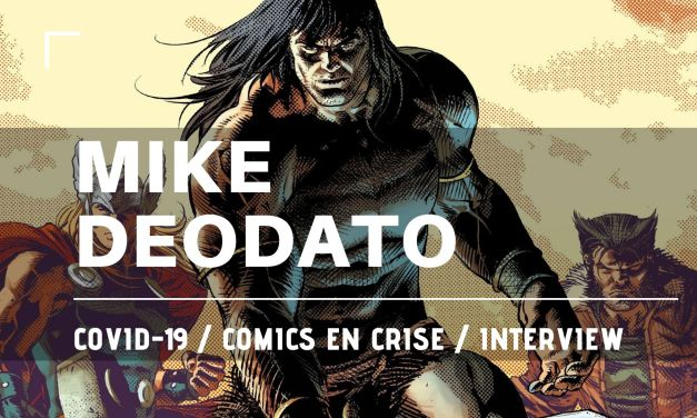 Interview Mike Deodato – Comics en crise 01