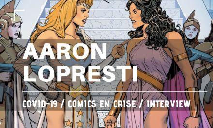 Interview Aaron Lopresti – Comics en crise 04
