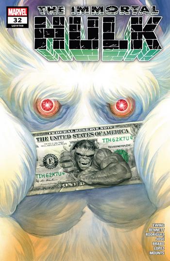 Immortal Hulk #32